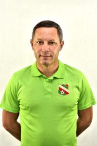 Trener Jacek Romańczuk