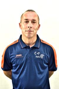 Trener Sławomir Ruszczyk