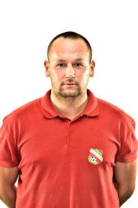 Trener Łukasz Wojciechowski